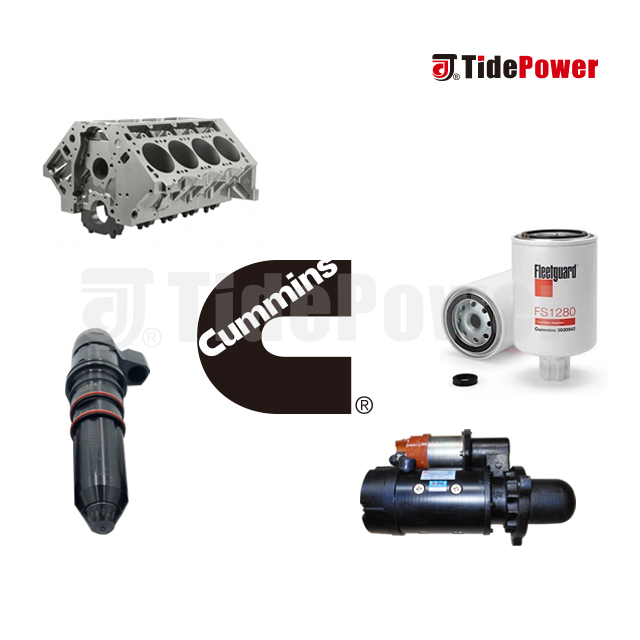 DCEC 6CTA8.3-G2 Pièce de rechange Dongfeng Cummins Engine Parts Chine